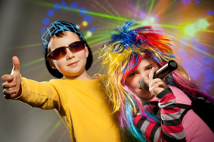 Seb Services - Kids Disco